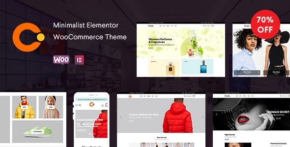 Cerato - Multipurpose Elementor WooCommerce Theme - WooCommerce eCommerce