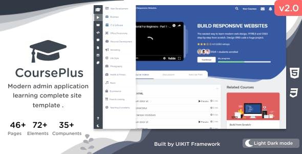 University Education Dashboard HTML Admin Website Templates