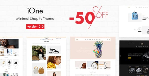 Store Shopify Theme - The Digital Front of your Store