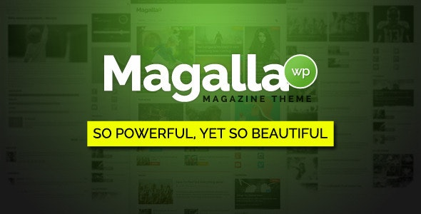 Magalla Magazine - News and Business Blog - Blog / Magazine WordPress