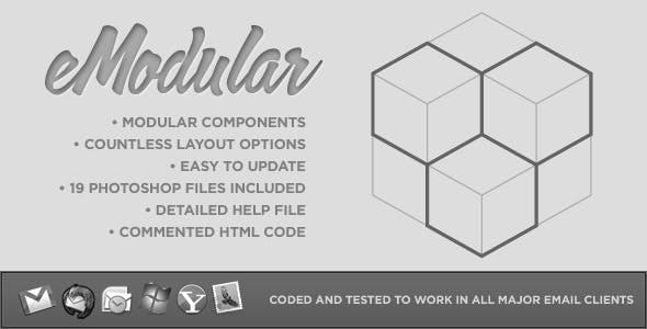 eModular :: Modular email template