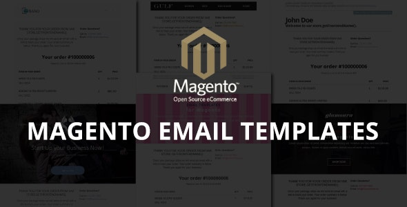Magento Email Templates - Miscellaneous Email Templates