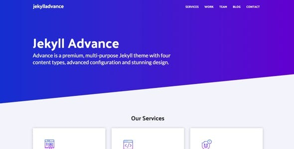 Download Jekyll Advance