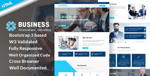 Shrchato – Business and Corporate Template by SemoThemes