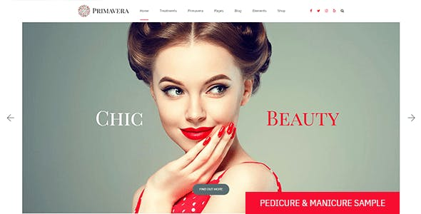 Primavera - Nail & Beauty Salon, Hairdresser