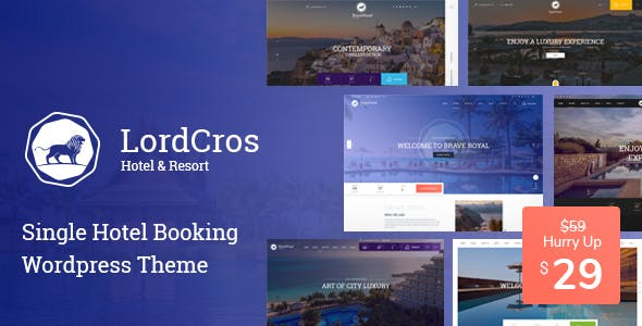 hotel Free Download   Envato Nulled Script   Themeforest and