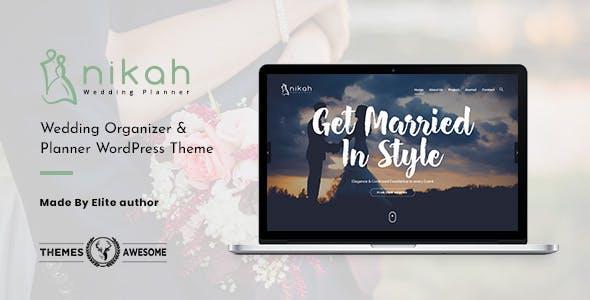 Download Nikah | Wedding Organizer & Planner