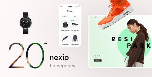 Nexio - Multipurpose WooCommerce Theme nulled theme download