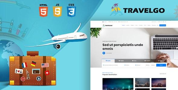 TravelGo - Travel, Tour Booking HTML5 Template - Travel Retail
