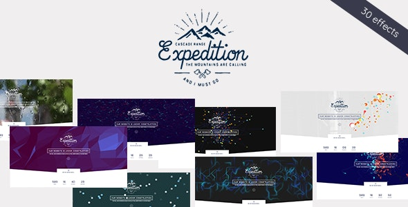 Expedition - Exclusive Coming Soon WordPress Theme - Business Corporate