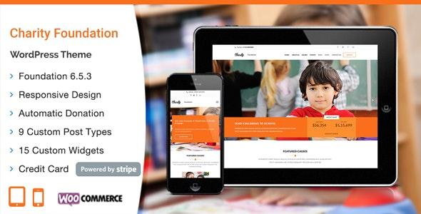Charity - WordPress Theme Gutenberg Ready - Charity Nonprofit