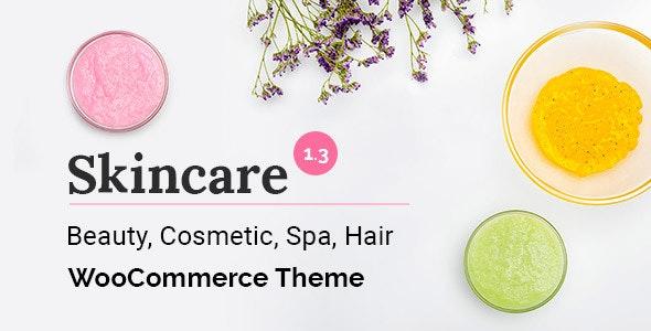 Skincare - Cosmetics WooCommerce WordPress Theme - WooCommerce eCommerce