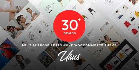 Urus - Multipurpose Responsive WooCommerce Theme - WooCommerce eCommerce