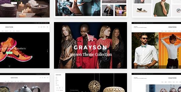 Grayson - Clothing Shop Theme - WooCommerce eCommerce