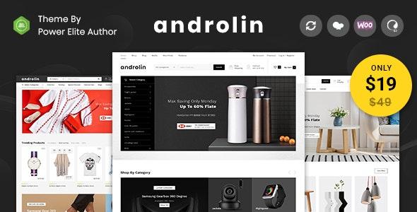 Androlin - Multipurpose WooCommerce Theme - WooCommerce eCommerce