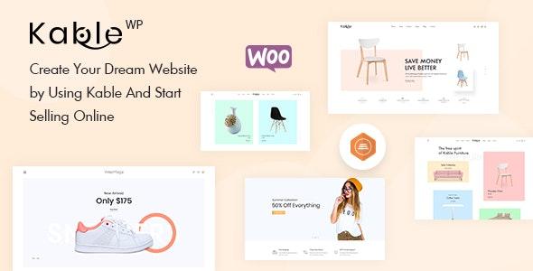 Kable - Multipurpose WooCommerce Theme - WooCommerce eCommerce