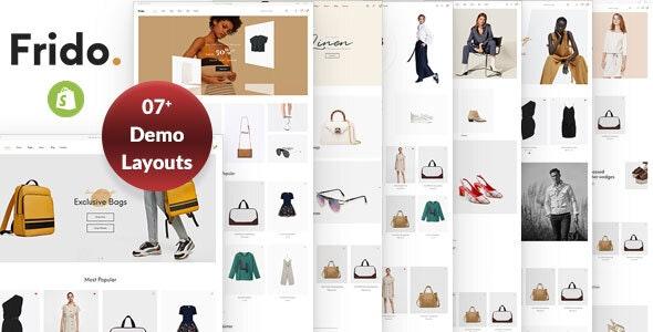 Ap Frido Clothing & Fashion Boutique Shopify Theme - Fashion Shopify