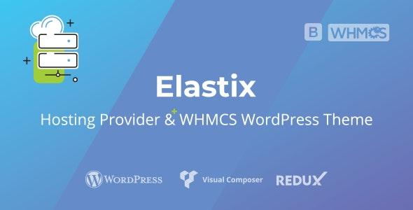 Elastix - Hosting Provider & WHMCS WordPress Theme - Hosting Technology