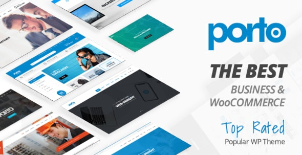 Porto | Multipurpose & WooCommerce Theme by p-themes | ThemeForest