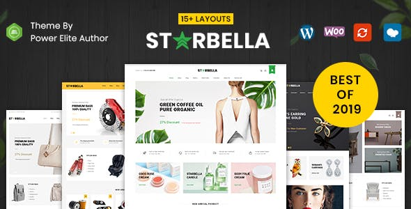 StarBella – Multipurpose WooCommerce Theme