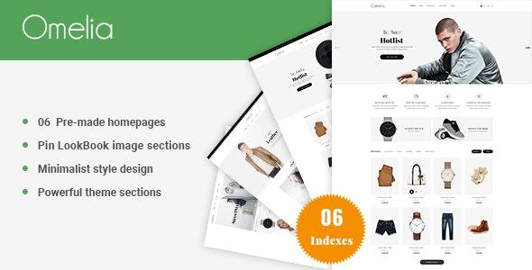 Omelia - Fashion Shopify Theme - Fashion Shopify