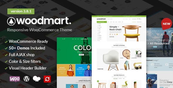 ca46b86708 WoodMart - Responsive WooCommerce WordPress Theme ...