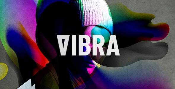 Vibra - Music Theme for DJs, Artists and Festivals - Music and Bands Entertainment