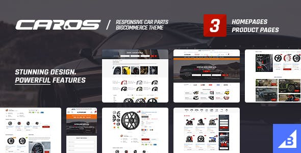 CAROS – Cars & Auto Parts Automotive BigCommerce Theme (Stencil Ready) nulled theme download