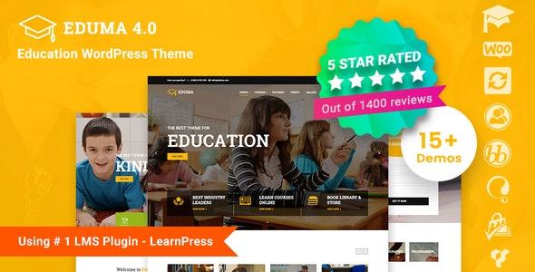 Education WordPress Theme | Education WP - Education WordPress