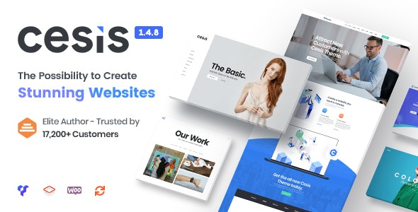 Cesis | Responsive Multi-Purpose WordPress Theme - Business Corporate