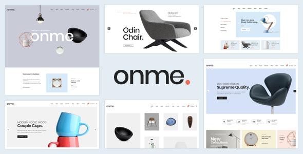Onme - WooCommerce WordPress Theme - WooCommerce eCommerce