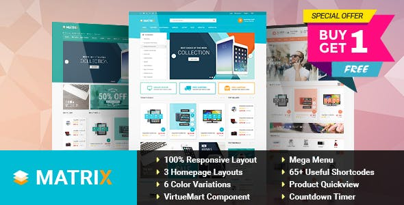Joomla 3 9 x Website Templates from ThemeForest (Page 5)
