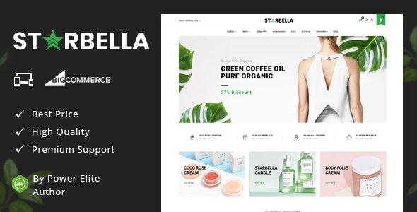 StarBella - Multipurpose Stencil BigCommerce Theme - BigCommerce eCommerce