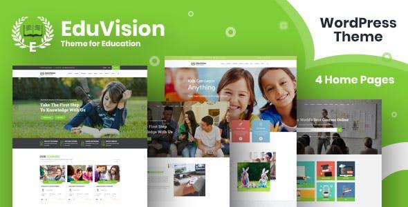 Eduvision - Education WordPress Theme nulled theme download