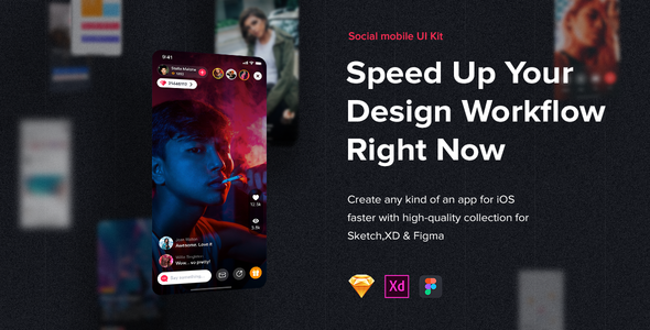 Mobile UI Free Download | Envato Nulled Script | Themeforest and