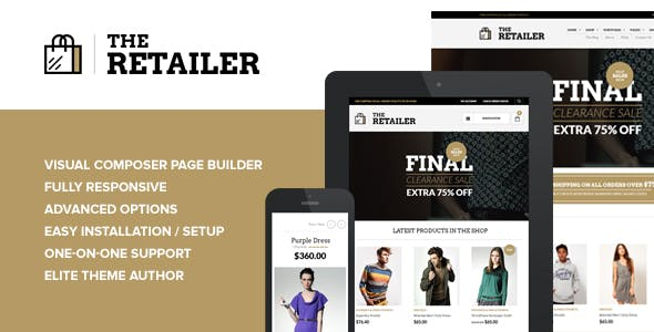 46a93b8ceb Fashion WooCommerce Themes from ThemeForest