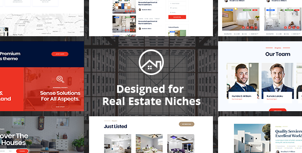 Bariel - Real Estate HTML Template by Web_Thunder