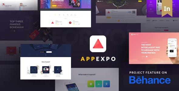 AppExpo - Multipurposes Application WordPress
