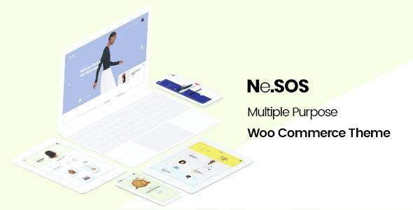 NeSOS - Multipurpose WooCommerce WordPress Theme - WordPress