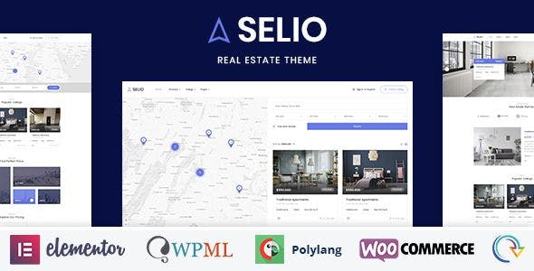 Selio - Real Estate WordPress Theme nulled theme download