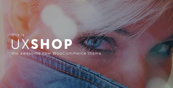 UX Shop - Responsive WooCommerce theme - WooCommerce eCommerce