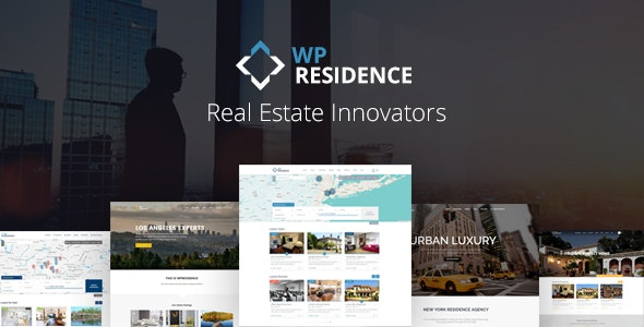 Residence Real Estate WordPress Theme by WpEstate | ThemeForest