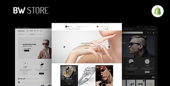 BW Store - Multipurpose Responsive Shopify Theme - Shopify eCommerce