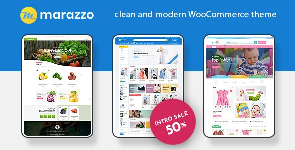 Marazzo - MultiPurpose WooCommerce WordPress Theme - WooCommerce eCommerce