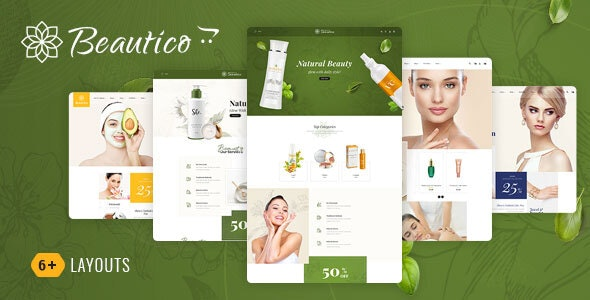 Beautico - Opencart Multi-Purpose Responsive Theme - Health & Beauty OpenCart