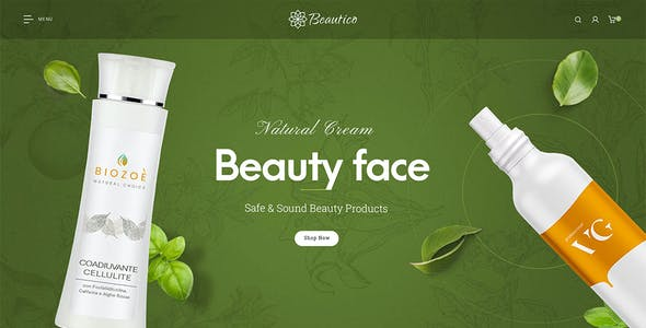 Beautico - Opencart Multi-Purpose Responsive Theme