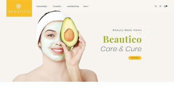 Beautico - OpenCart Multi-Purpose Responsive Theme
