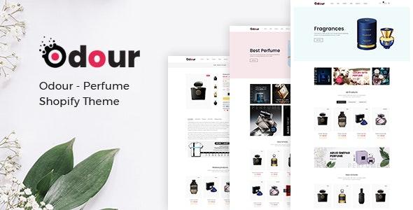 Odour - Perfume Store Shopify Theme - Health & Beauty Shopify