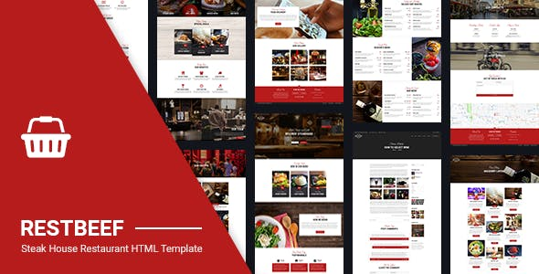 Restaurant Restbeef nulled theme download