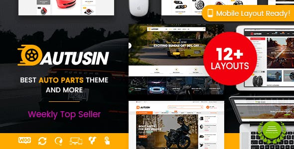 Car Accessories Templates From Themeforest